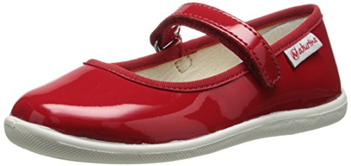 Naturino 7944 Mary Jane (Toddler/Little Kid/Big Kid),Rosso,24 EU (8-8.5 M US (Naturino Red Shoes)