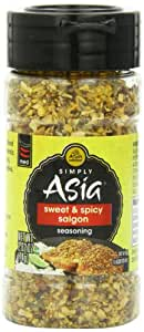 Simply Asia Sweet and Spicy Saigon Seasoning, 2.62 Ounce (Pack of 72)