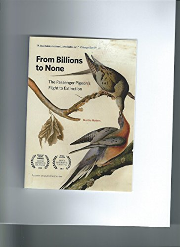 From Billions to None: The Passenger Pigeon
