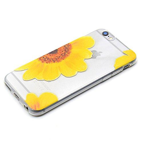 "HYAIT® For IPHONE 6 PLUS 5.5"" [XXG 17V3]Scratch-Proof Ultra Thin Rubber Gel TPU Soft Silicone Bumper Case Cover -BKI06"