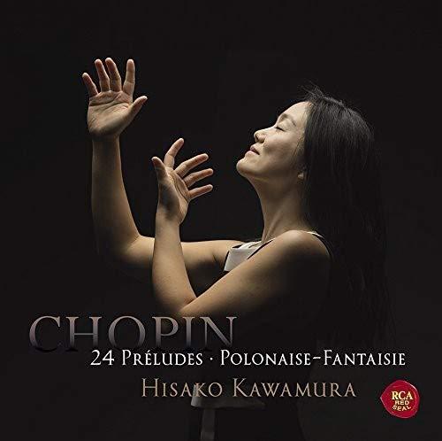 SACD : KAWAMURA HISAKO - Chopin: Preludes & Polonaise Fantais (Hybrid SACD, Japan - Import)