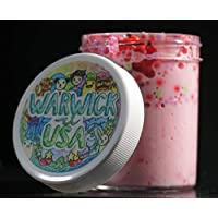 Watermelon Cereal Slime (Scented)