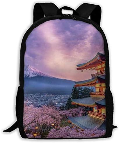 富士山 ふじさん8 メンズ レディース 兼用 アウトドア ・旅行に最適 ナップサック 収納バッグ 軽量 登山 自転車 防水仕様 通学・通勤バッグ スポーツ 巾着袋 ジムサック 収納バッグ バッグ プレゼント