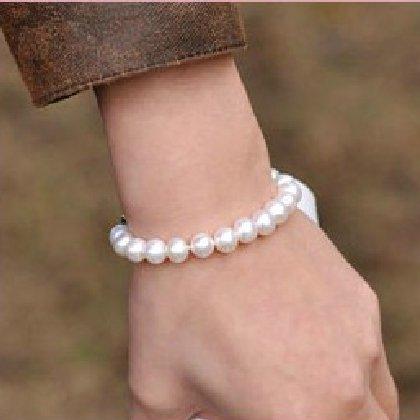 Price comparison product image Bosun(TM) Fashion all-match classic false beads bracelet accessories