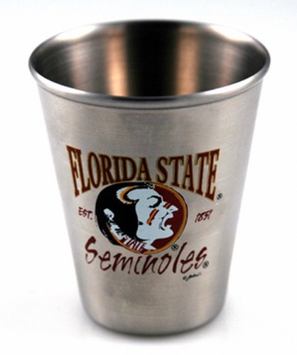 Game Day Outfitters NCAA Florida State Seminoles Shotglass