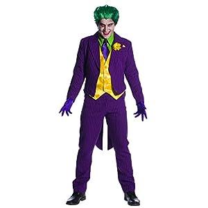 Charades DC Comics Joker Men's Costume