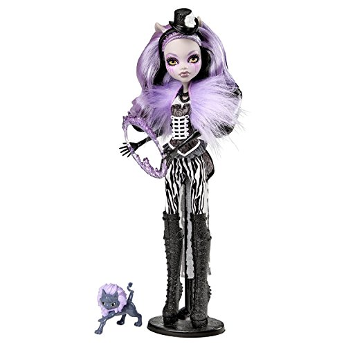 Monster High Freak Du Chic Clawdeen Wolf Doll (Monster Chic High Dolls Freak Du)