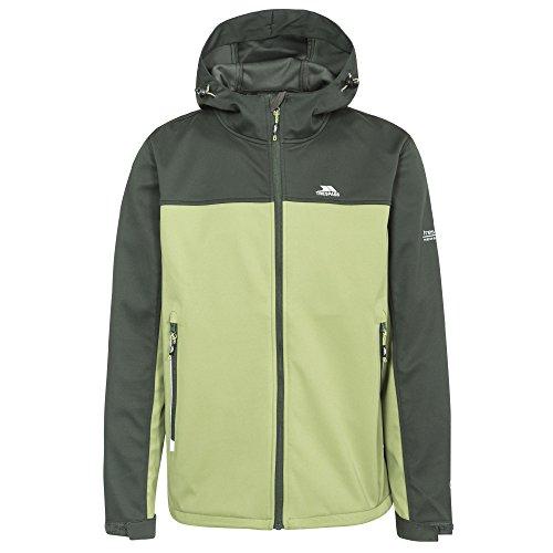 Trespass Mens Palin Waterproof Softshell Jacket (S) (Mens Accelerator Soft Shell Jacket)