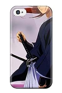High Impact Dirt/shock Proof Case Cover For Iphone 4/4s (rurouni Kenshin )