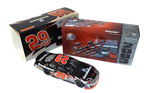2003 Kevin Harvick #29 GM Goodwrench 1/24 Scale Action Racing NASCAR Race Car in Box