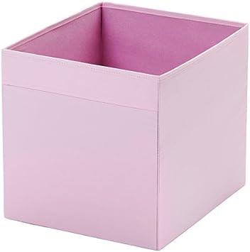 Drona caja, rosa, almacenaje, tamaño 33 x 38 x 33 cm.: Amazon.es: Bricolaje y herramientas