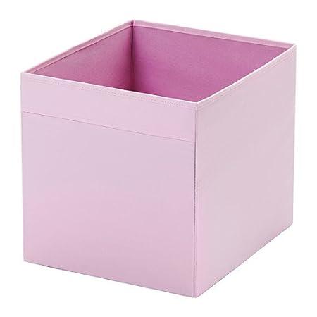 Wonderful Drona Baby Pink Storage Box 38 X 33cm