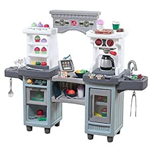Step2 Best Chef's Toy Kitchen Playset (Cakes & Coffee Kitchen)