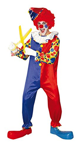Rubie's Costume Co Bubbles The Clown Costume, Standard