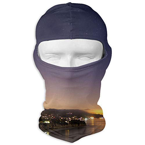 Avery Starry Night Windproof Ski Mask/Sunscreen Variety Head Scarf ()