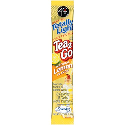 4C Lemon Iced Tea Bulk Stix 500 ct