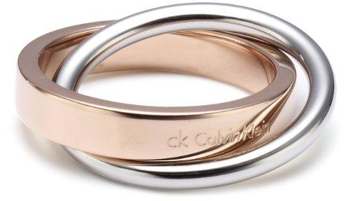 Préférence Calvin Klein KJ63BR0101 Bague Femme - Coil (Rose): Amazon.fr: Bijoux XW32