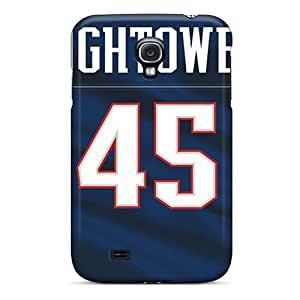 Galaxy High Quality Tpu Case/ New England Patriots RsRxbev1114 Case Cover For Galaxy S4