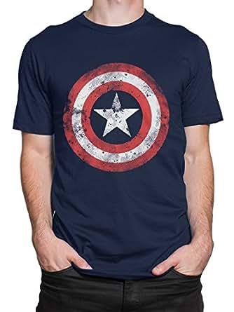 Amazon.com: Marvel Captain America Mens' Avengers Captain