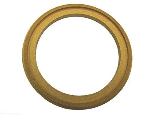 AIV 480197 20cm MDF-Ring mit Falz f/ür Normkorb 20er