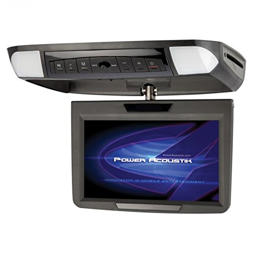 Power Acoustik PMD-90 Ceiling Mount DVD Overhead with 9