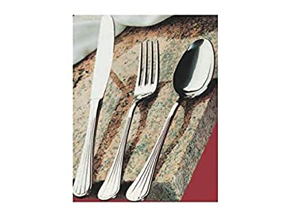Gnali Raissa - Juego de 2 cuchillos de mesa con expositor ...