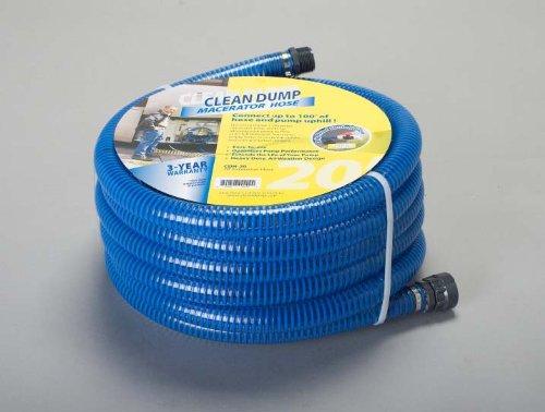 Clean Dump (CDH-20) 20' Length Extension Hose by Clean Dump