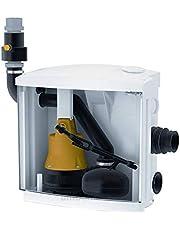 Jung Hebefix Plus hijseenheid/Afvalwaterheffingseenheid voor installatie aan de muur