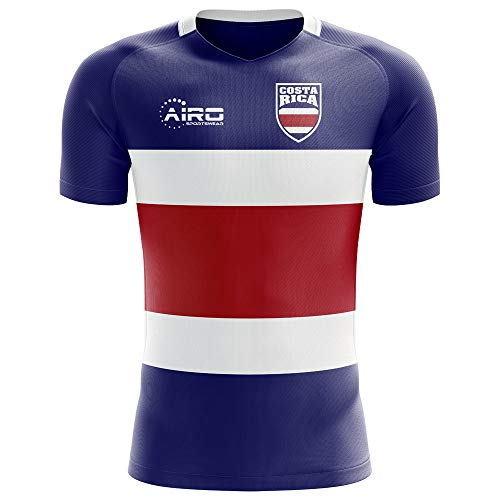 Airo Sportswear 2018-2019 Costa Rica Flag Concept Football Soccer T-Shirt Camiseta: Amazon.es: Deportes y aire libre