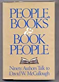 People Books and Book People, David W. McCullough, 0517543877