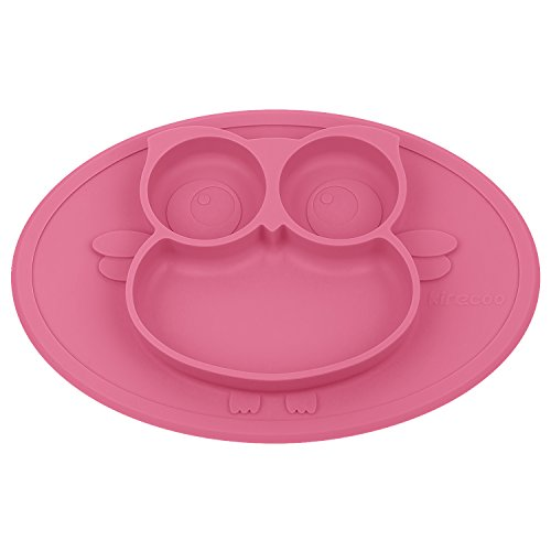 silicon baby food tray - 4