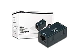 Digitus DN-95002 - Adaptador PoE, color negro