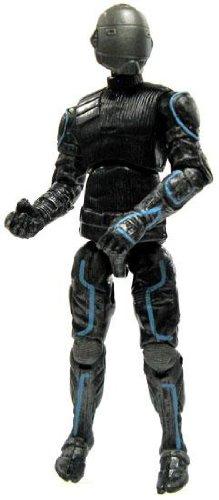 GI Joe 3 3/4 Inch LOOSE Action Figure Cyber Ninja [Version 1]