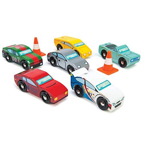 (Le Toy Van Motors, Planes & Garages, Monecarlo Sports Cars)
