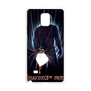 Friday The 13Th For Samsung Galaxy Note4 N9108 Cell Phone Cases Easy Firm NDDG8050886