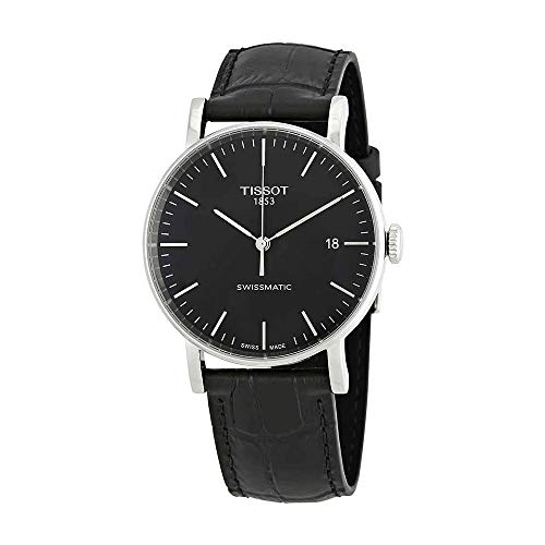 (Tissot Unisex Everytime Swissmatic - T1094071605100 Silver/Black One Size)