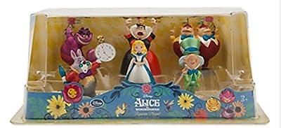 Disney Exclusive Alice in Wonderland Figure Play Set