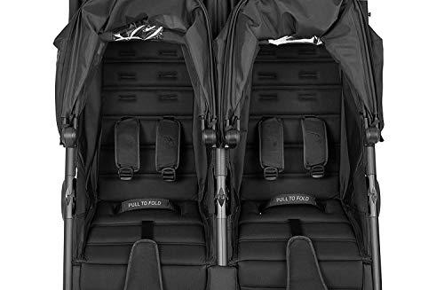 41MuZc1PuOL - Baby Jogger City Mini GT2 Double Stroller, Jet