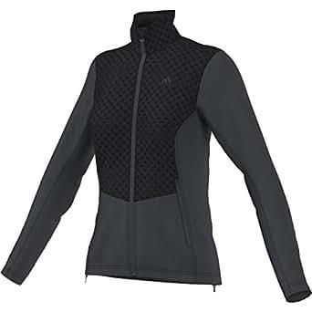 Adidas Outdoor 2015 Women's Satellize Fleece Hiking Jacket Sz M
