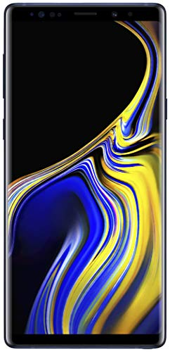 Samsung Galaxy Note 9 Factory Unlocked Phone with 6.4