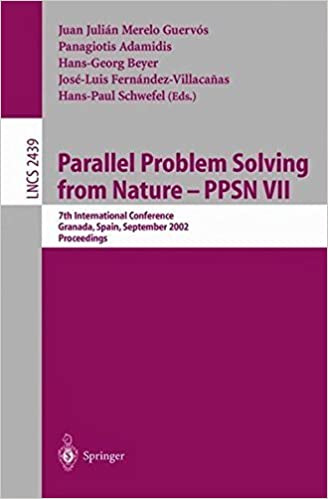 Book Parallel Problem Solving from Nature - PPSN VII: 7th International Conference, Granada, Spain, September 7-11, 2002, Proceedings (Lecture Notes in Computer Science) (2002-10-03)