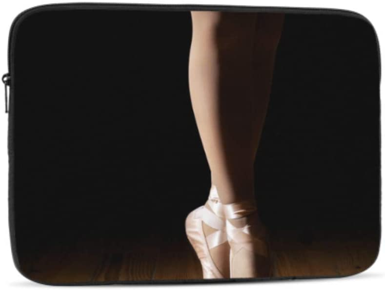 Ballet Pointe Shoes On Wooden Pattern Neoprene Sleeve Pouch Case Bag for 11.6 Inch Laptop Computer Designed to Fit Any Laptop//Notebook//ultrabook//MacBook with Display Size 11.6 Inches