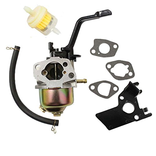 (Carburetor & fuel filter & intake manifold for LCT 208CC 7HP 6HP CMXX MAXX Gas Engine Generator No. 20824011 )