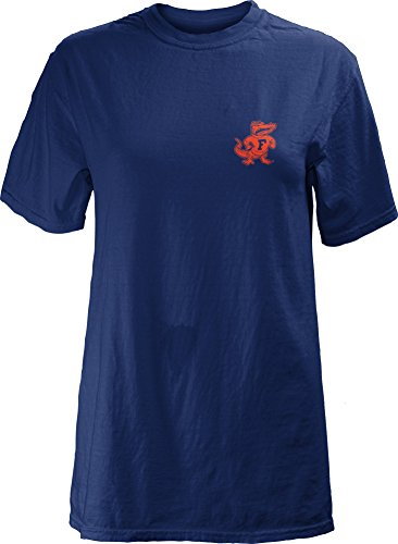 NCAA Florida Gators Women's Legacy Short Sleeve Garment Washed T-Shirt, Large, - Bound Gators Tee Florida