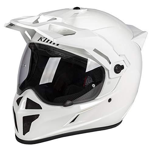 Krios Helmet ECE/DOT SM Gloss White