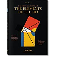 Byrne. Six Books of Euclid (Bibliotheca Universalis)