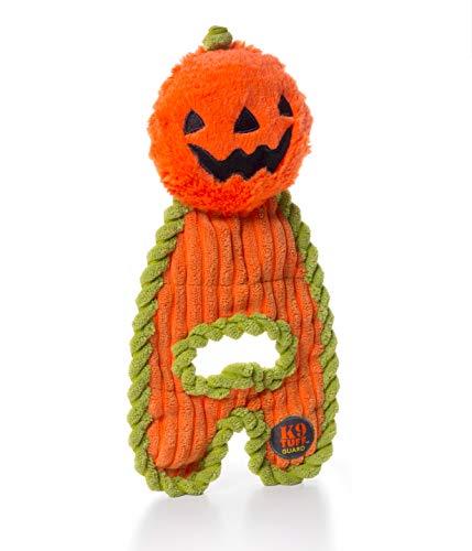 CHARMING Pet Cuddle Hugs Pumpkin Halloween Dog Toy - Halloween Dog Pet Toys