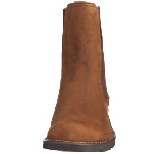 Orinoco Womens Snuff Brown Boots Clarks Club Brown Leather d7IxdpTq