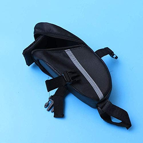 防水ライディング自転車リアシートバックポケットポータブル自転車サドルバッグ自転車ツールバッグテールバッグ