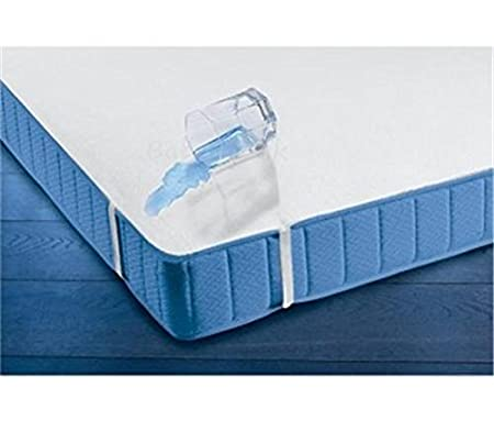 para cama infantil o cuna 120 x 60 cm Funda impermeable para colch/ón tejido transpirable terry /…